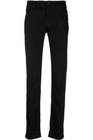 Dolce & Gabbana Hombre Skinny - Skinny jeans con cinco bolsillos