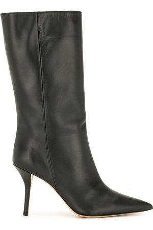 GIA Pointed toe mid-calf boots