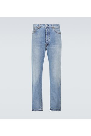 Golden Goose Hombre Skinny - Happy slim-fit jeans