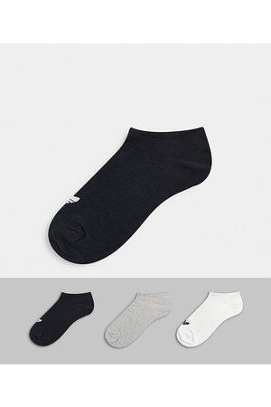 adidas 3 pack trainer socks