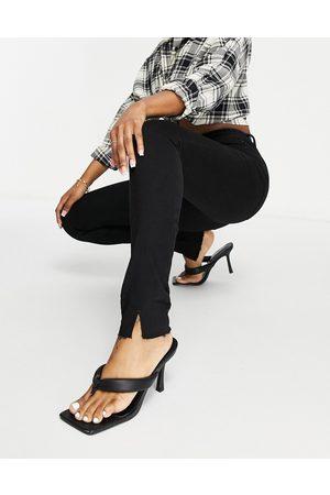 Replay New Luz Hyperflex Stretch Denim Jeans in Black