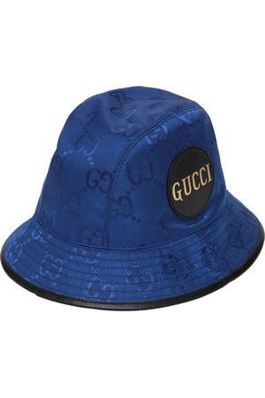 """Gucci Gorro Pescador """" Off The Grid"""" De Nylon Eco"""