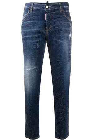 Dsquared2 Skinny jeans capri