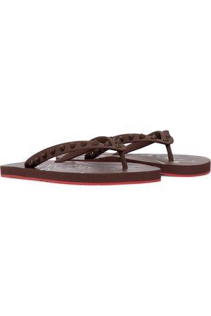 Christian Louboutin Loubi Flip thong sandals