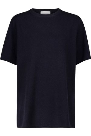 EXTREME CASHMERE Mujer Playeras - N° 64 cashmere-blend T-shirt