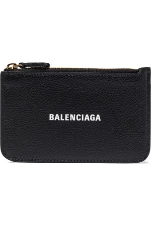 Balenciaga Cash leather wallet
