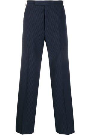 Thom Browne Hombre De vestir - Pantalones de vestir RWB con franja