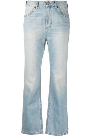 Victoria Victoria Beckham Mujer Acampanados - Jeans acampanados con tiro medio