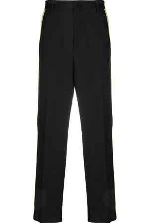 VALENTINO Hombre De vestir - Pantalones de vestir con rayas laterales