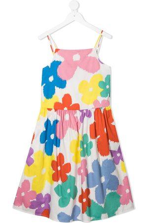 Stella McCartney Vestido con estampado floral