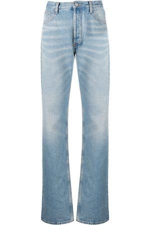 The Attico Boyfriend jeans con efecto lavado