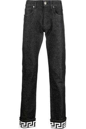 VERSACE Jeans con estampado Greca