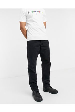 Jack & Jones Intelligence Chris loose fit jean in vintage black