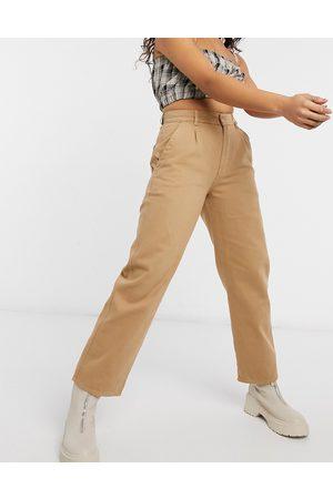 Minga London high waisted mom jeans in denim