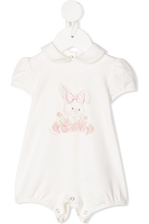 Monnalisa Mameluco con conejo estampado