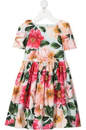 Dolce & Gabbana Vestido con estampado floral
