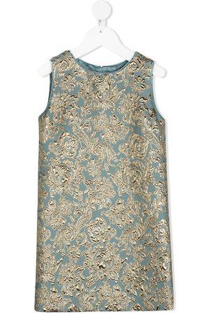 Dolce & Gabbana Vestido tubo en jacquard