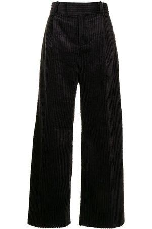 UNDERCOVER Pantalones de pana anchos