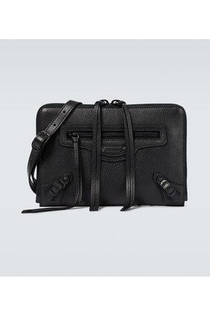 Balenciaga Neo Classic small pouch with strap