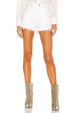Citizens of Humanity Annabelle cut off short en color talla 23 en - White. Talla 23 (también en 24, 25, 26, 27, 28