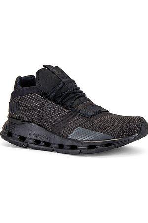 On Running Hombre Tenis deportivos - Zapatillas deportivas en color negro talla 10 en - Black. Talla 10 (también en 10.5, 11, 12, 13, 8, 8.5, 9, 9.5)