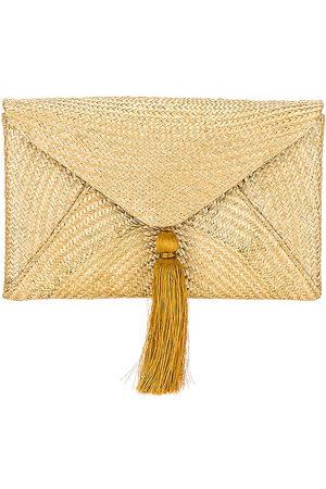 KAYU Estuche cassia en color oro metálico talla all en - Metallic Gold. Talla all.