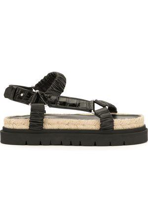 3.1 Phillip Lim Mujer Sandalias - Ruched platform sandals
