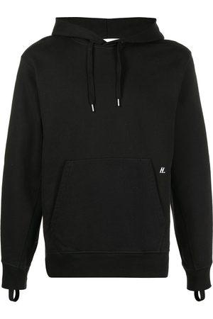 Helmut Lang Hombre Con capucha - Strap-detail hoodie