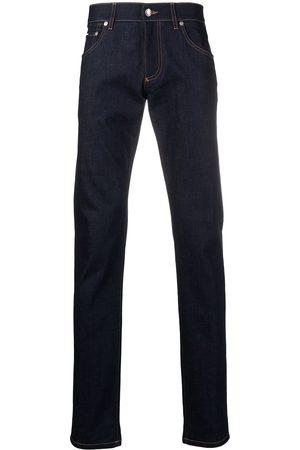 Dolce & Gabbana Jeans con logo en relieve