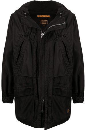 NEIGHBORHOOD Abrigo con múltiples bolsillos