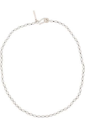 Sophie Buhai Tiny pearl and sterling-silver necklace