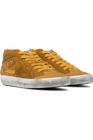 Golden Goose Mujer Tenis - Exclusive to Mytheresa – Midstar corduroy high-top sneakers