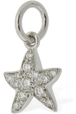 """Dodo Colgante """"stella Marina"""" De Oro 18kt Y Diamantes"""