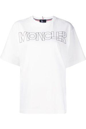 Moncler Playera con logo