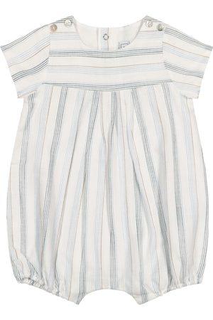 Tartine Et Chocolat Baby striped cotton onesie