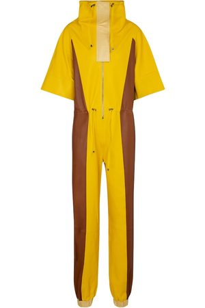 DODO BAR OR Mujer Largos - Leather jumpsuit