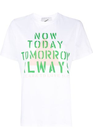 COPERNI Playera con motivo Now Today
