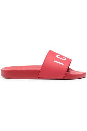 Dsquared2 Mujer Flip flops - Flip flops con estampado Icon
