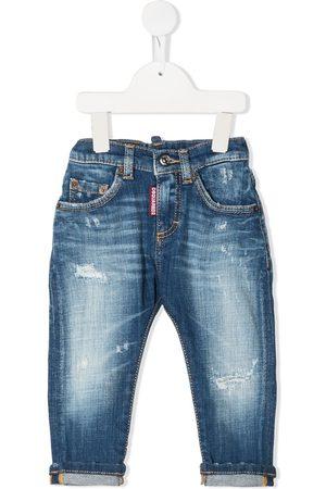 Dsquared2 Jeans - Jeans con efecto envejecido