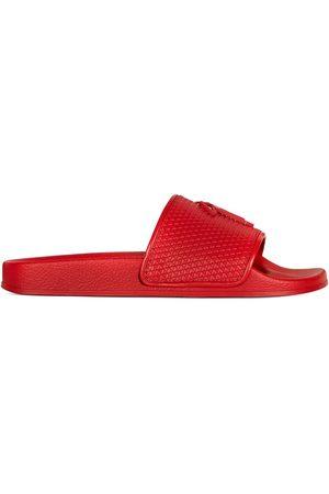 Giuseppe Zanotti Hombre Flip flops - Sandalias con detalle del logo