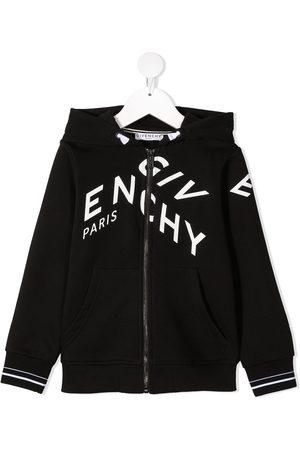 Givenchy Sudadera con capucha y logo