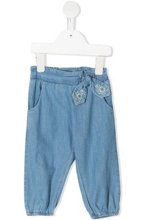 Chloé Jeans con pretina elástica
