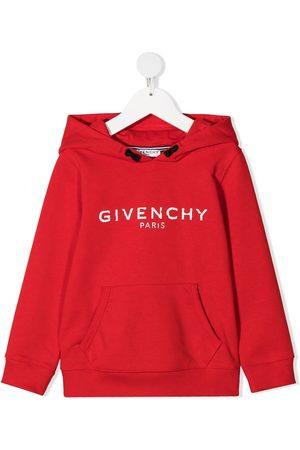 Givenchy Hoodie con logo estampado