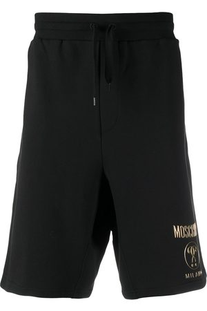Moschino Shorts deportivos con motivo Double Question Mark