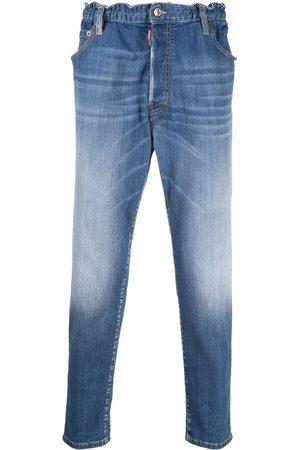 Dsquared2 Hombre Skinny - Jeans slim con efecto lavado