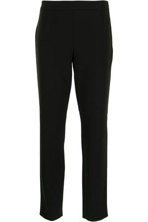 Moschino Mujer Slim y skinny - Pantalones slim de talle alto