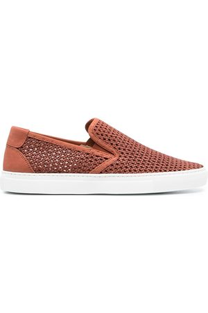 Zespà Zapatos con diseño entretejido