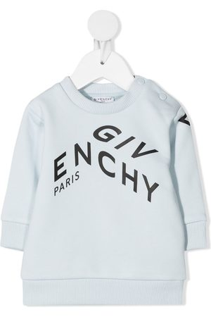 Givenchy Sudadera con logo estampado