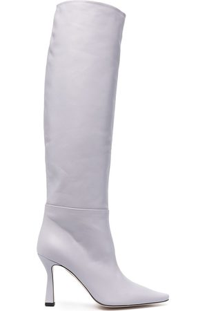 Wandler Knee-high leather boots