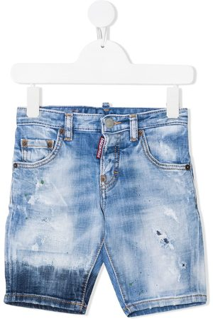 Dsquared2 Niño Bermudas - Distressed shorts